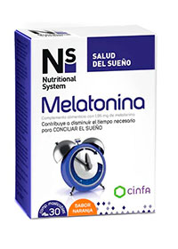Melatonina : Productos : Nature System